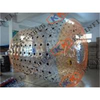Quality Customized Lake Inflatables Water Ball Games For Sports Playground for sale