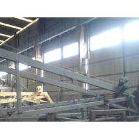 Quality 65KN marine Gravity luffing arm type davit for sale