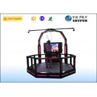 Quality Virtual Reality 9D HTV Vive Simulator Interactive Game For Shopping Malls for sale