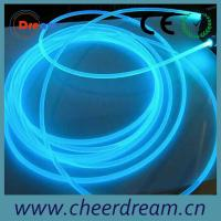 Quality 1.5-20mm solid core side glow flexible fiber optic light for sale