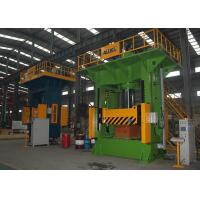 Quality High Speed Hydraulic Press Machine , Low Noise Metal Press Machine With Cooling Device for sale