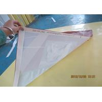 China UV resistant Durable Outdoor Mesh Banners , Wind Vinyl Mesh Advertising Banners on sale