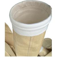 Quality Non Woven Industrial Dust Filter Bag P84 Material Ce Approval For Asphalt for sale