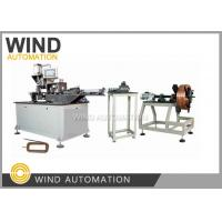 China Starter Stator Magnetic Field Coil Winding Machine Conductor Forming And Winder on sale