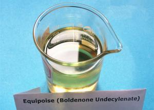 China High Purity Boldenone Undecylenate Powder , Equipoise Bodybuilding CAS 13103-34-9 on sale