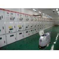 China Compact Floor Scrubber Dryer Machine Pushing Behind For Electric Company on sale