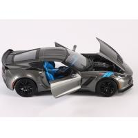 China Zinc Alloy Metal DIY Craft Gifts 1/24 Proportion Car Simulation Model For Kids on sale