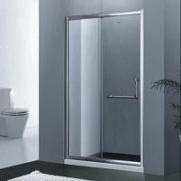 Quality New design single sliding door shower enclosure/shower screen/shower door, CE certified for sale