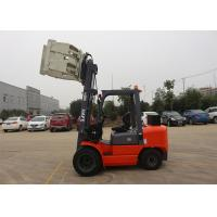 Quality OEM 3.5T Diesel Engine Forklift Truck FD35T External Air Filter With Caster Sideshift for sale