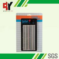 Quality Clear ABS Plastic Solderless Breadboard with 2 Binding Posts for sale
