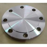 Quality ASME B16.47 carbon steel blind flange for high pressure service for sale