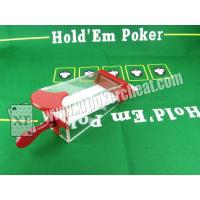 Quality Magic Products Baccarat Dealing Shoes Poker Size New Technology / Blackjack for sale