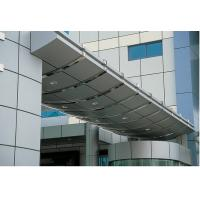 China Aluminum panel curtain wall on sale