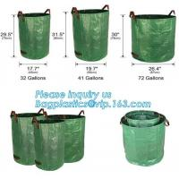 Quality factory wholesale planter grow bag,Green Eco-friendly PE potato grow bag resuble garden plant grow bag, BAGEASE, PACKAGE for sale