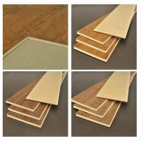 Quality Composite Floor Boards Brown Traditional Style Corrosion Resistance for sale