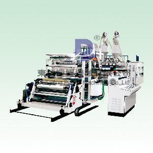 China 1000mm Stretch Film Making Machine on sale