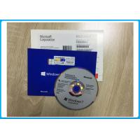 Quality 2 GB RAM Windows 7 Pro Retail Box Builders OEM COA License & 64 Bit DVD for sale