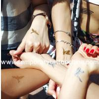 Quality New products 2015 Temporary Metallic Flash Tattoo for sale