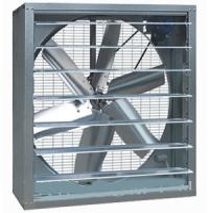 Buy cheap wall mounted metal belt driven exhaust fan from wholesalers