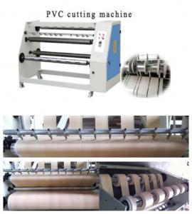 China Pvc Slitting Rewinding Machine on sale
