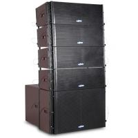 "Quality double 8""two way  pro  line array speaker system LA208A for sale"