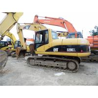 Quality Caterpillar 320CL Used 20 Ton Excavator For Sale for sale