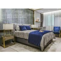 Quality Star Hotel Bedroom Set with Modern Design And OEM service for sale