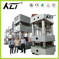 Quality Customized Four-Column Hydraulic Press , 1000tons Y32 Hydraulic Pressing Machine for sale