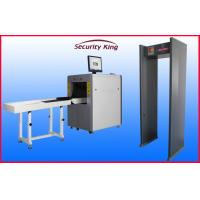 Buy Auto Alarm Baggage X Ray Security Scanner with 0.22mm / s Conveyor Speed at wholesale prices
