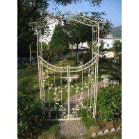 Quality Metal Garden Arch with Gate (PL08-4871) for sale