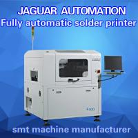 Quality High Precision Fully Automatic Solder Paste Printer Manufacturer for sale
