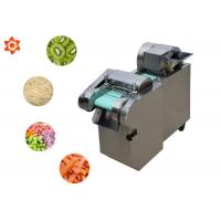 Quality Garlic Food Vegetable Cutter Slicer Machine 220v / 380v Long Service Life for sale