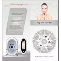 Quality Magic Mirror 3d Facial Skin Analyzer Machine With Shooting Analyzing Displaying for sale