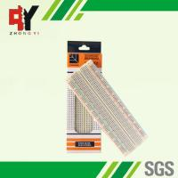 Quality MB-102 Color Solderless Breadboard Back Side With Adhesive Paper for sale