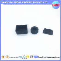 Quality China Manufacturer Black Customized High Quality Rubber Container/Rubber Slip Over Pads for Auto for Industry for sale