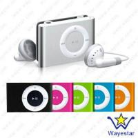 Quality Clip Shuffle Design MP3 Player for sale