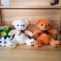 Quality Mixed stuffed plush for grab machine 6-7inches plush toys bear for sale