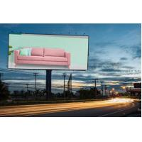 Quality Flexible P8 Screen Outdoor Advertising LED Display SMD3535 Full Color 50/60hz for sale