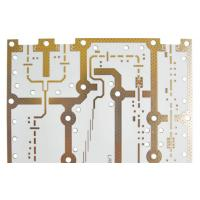 Buy cheap High Frequency Rogers 2-layer PCB from wholesalers