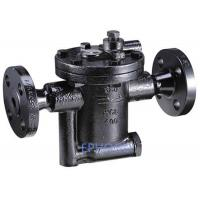 Quality High Capacity Flanged Steam Trap Cast Steel Durable Corrosion Resistance for sale