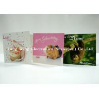 China Delicate Recordable Sound Module For Festival Gifts , voice recording chip on sale