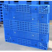 Quality Stackable HDPE Plastic Pallets Heavy Duty Plastic Storage Pallets Color Customized for sale