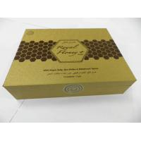 China Royal Honey Plus Oral Sex Jelly For Men Enhancer Customized Sugar Free on sale