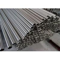 Quality TP904L Tig Welding Ss Pipe / Welded Stainless Steel Pipes ASME SA789 Standard for sale