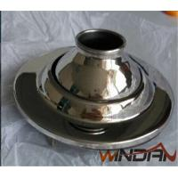 Quality Stainless Steel Paint Booth Parts Air Shower NozzleWith Dia:20/30/38/45/70/75mm for sale