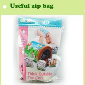 Quality custom plastic bag printing/plastic tote bag with zipper/PE plastic zippered storage bag/zipper bag for sale