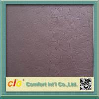 Quality OEM Multi Color High Abrasion PVC Artificial Leather For Funiture Upholstery for sale