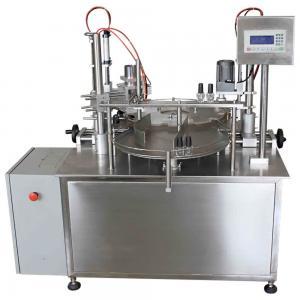 China Corrosion Resistance Auto Bottle Filling Machine Electrical Servo Motor Drive on sale