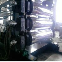 Quality Multi-Layer Plastic Board Extrusion Line With Right Angle Cutting for sale