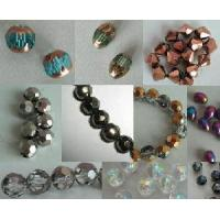 Quality Plated Glass Bead (S087) for sale